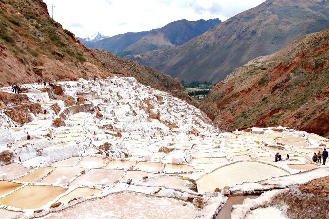 A salty encounter with Las Salineras de Maras of Sacred Valley Peru