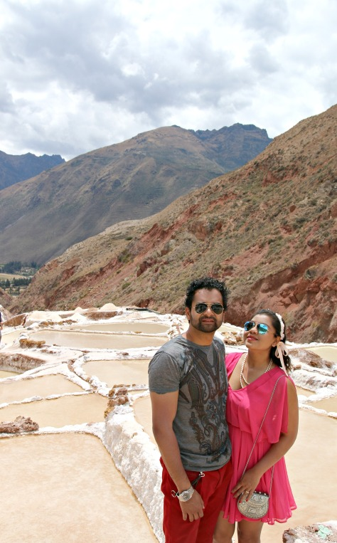 A salty encounter with Salineras of Sacred Valley Peru
