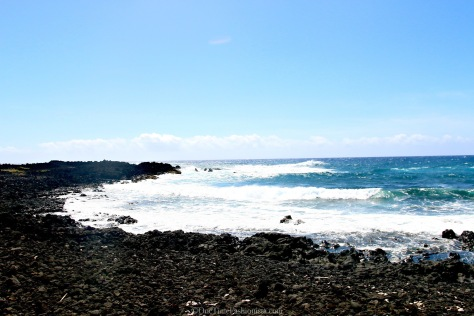 3 Must Visit Big Island Hawai'i Beaches: Black, White & Green Sand Beaches