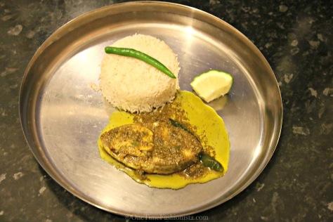 Shorshe Ilish: Reigning Queen of Bengali Cuisine