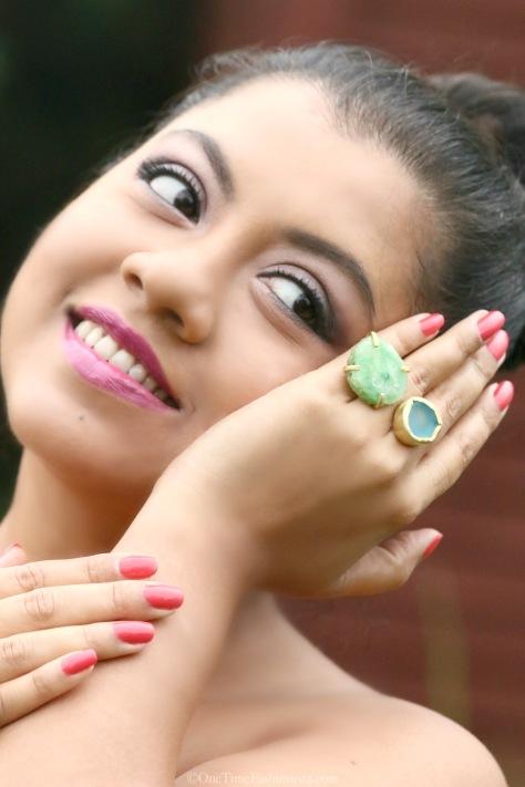 Earthy Accents: Wearing Zariin Jewellery