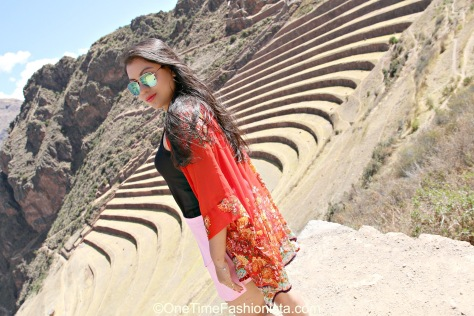 Sunlit Skort & Breezy Kimono