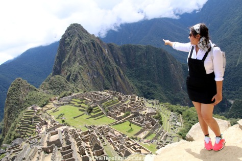"""""""Life is not measured by the breaths you take, but by those that take your breath away.""""  - Let me point at the breathtaking Machu Picchu"""