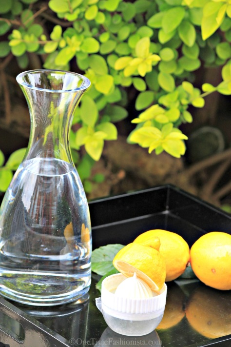Homemade Lemon Water: My Drink For Whole Day, Every Day