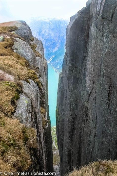 Taking a Rebirth Through Kjerag Mountain Hike: Part II