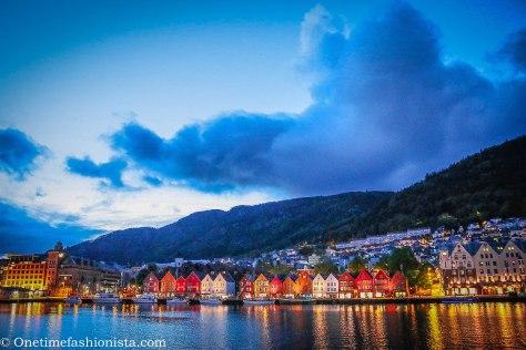 Bryggen UNESCO World Heritage Site