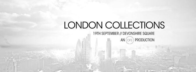 Oxford Fashion Studios: London Collection 2015 Collaboration