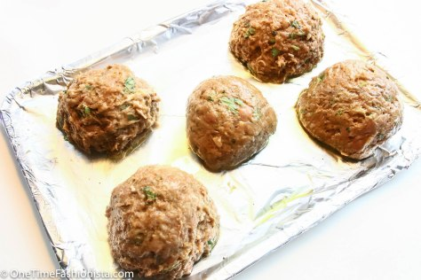 Healthy Party Snacks: Baked Scotch Eggs