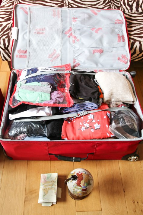 Packing Picks for Russia