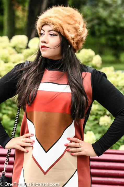 Autumn Fur Hats: Meet the Russian Style