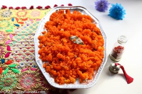 Eid Special Zarda Rice