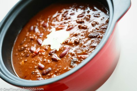 Chilli Con Carne: Mexican-Inspired Dish, Home Cooked in London