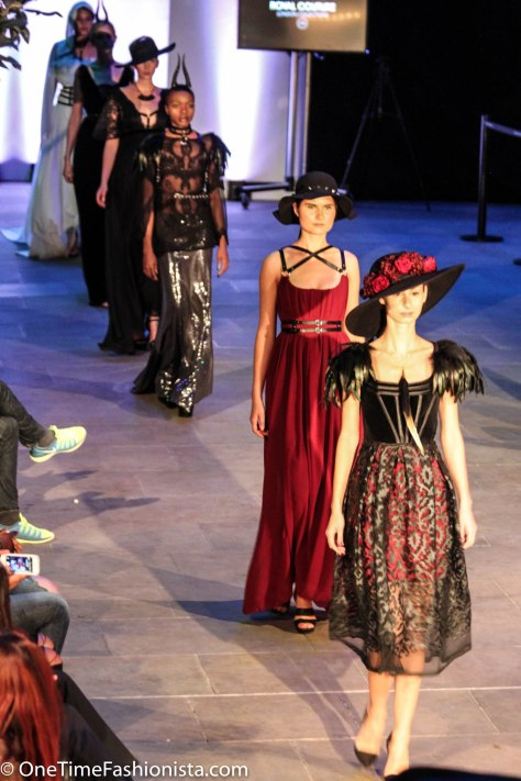 Designer Royal Couture's SS2016 Collection