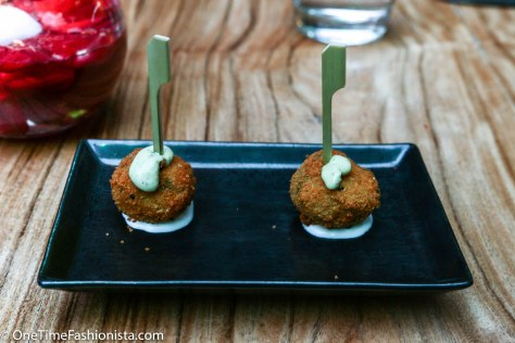 You can't leave Devonshire Square without dining out at the Cinnamon Kitchen