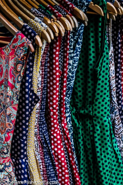Dresses under 10 pounds= Paradise for student fashionistas on budget