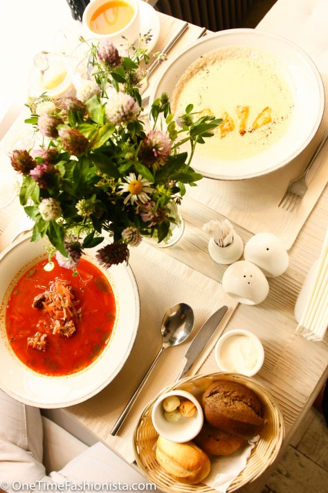 Taking the Russian Route to Restaurants & Recipes