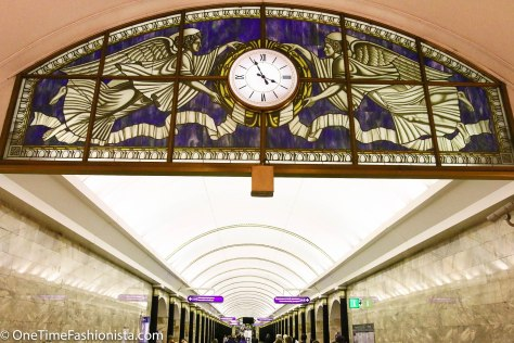 Russian Metro: The Beautiful Palaces of the People
