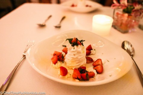 Pavlova Dessert- a must to try