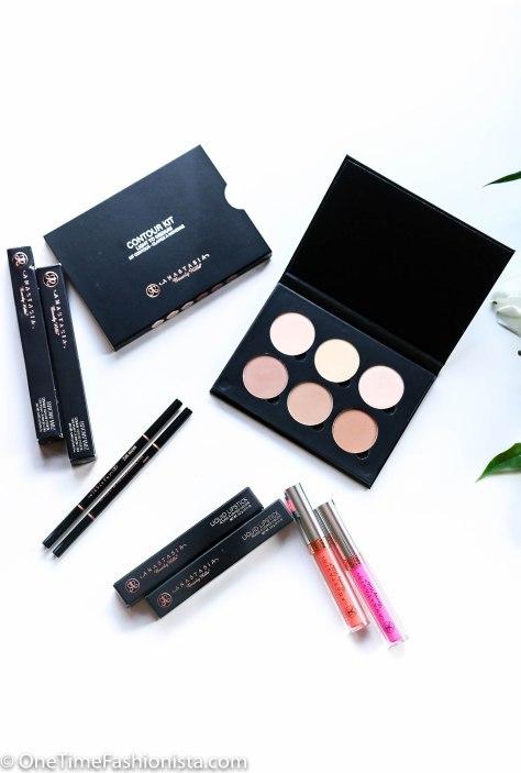 October Makeup Haul: Sephora, Macy's and Anastasia Beverly Hills