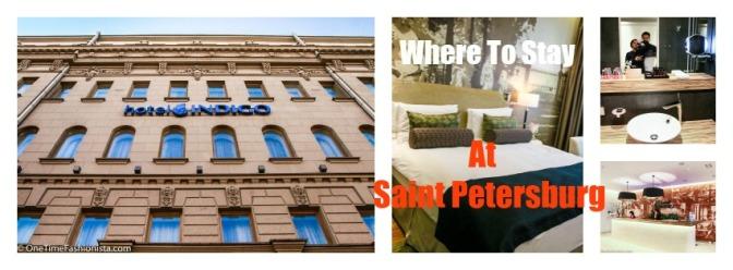 Hotel Indigo: Hot Indulgent Sejour in Saint Petersburg