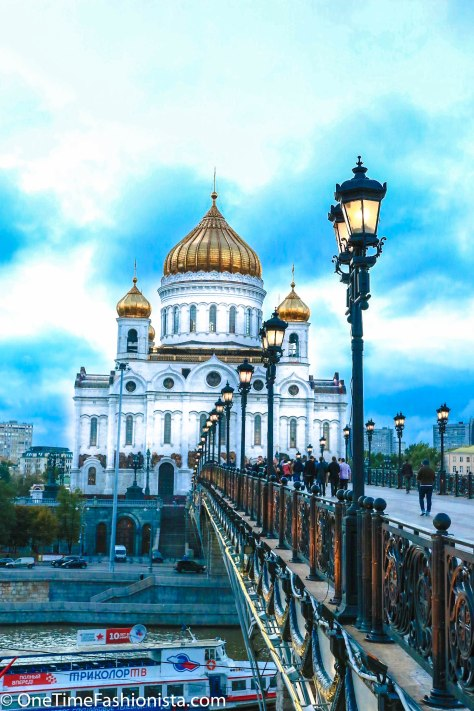 Follow the Moskva, down to Gorky Park: Moscow Must Do's