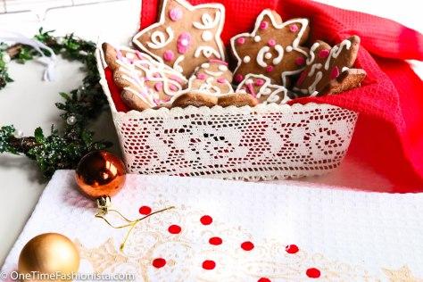 Indigo Christmas Decorations