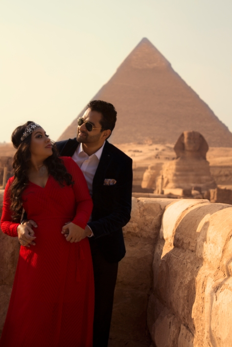 Mystery, Magic and Moments: Pyramids PhotoShoot