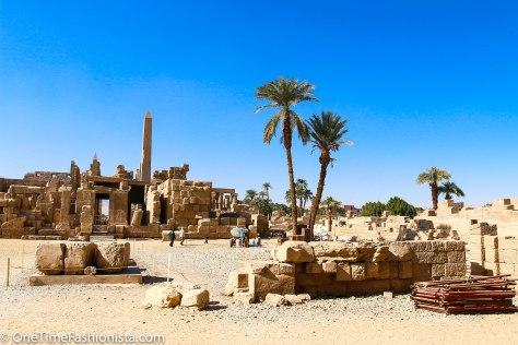 Karnac Temple, Luxor