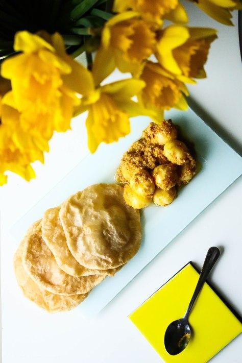 Aloor Dom: Pleasing Potato Palate