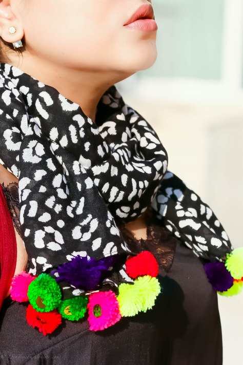 TK Maxx scarf