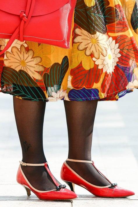Zara Court Shoes