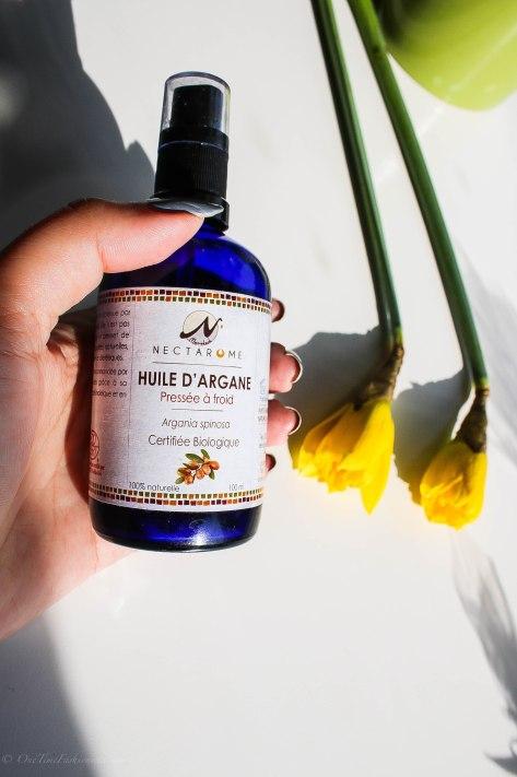 Argan oil from La Maison Arabe