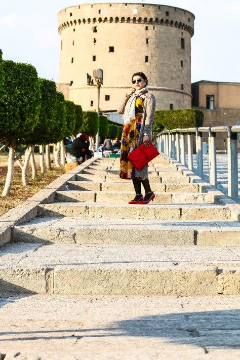 Egypt Lookbook: In Full Bloom