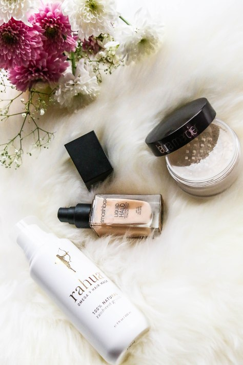 February Beauty Haul: Laura Mercier, Rahua, Smashbox