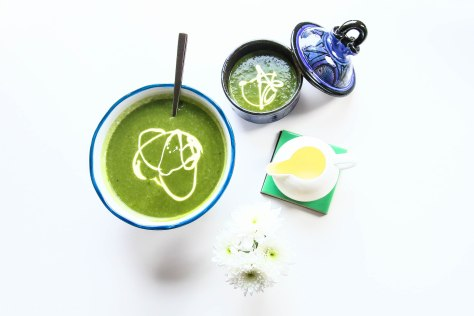Spoon & Sip Sunday Special Spinach Soup