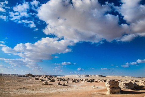 Bahariya Oasis Desert Safari: Nature's Workshop in Farafra Egypt
