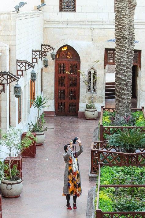 Cairo Coptic Church