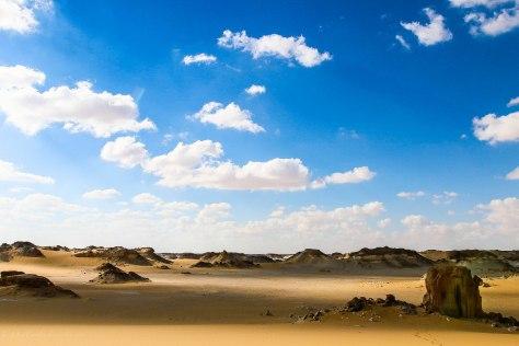 Bahariya Oasis Desert Safari: Nature's Workshop in Farafra Egypt