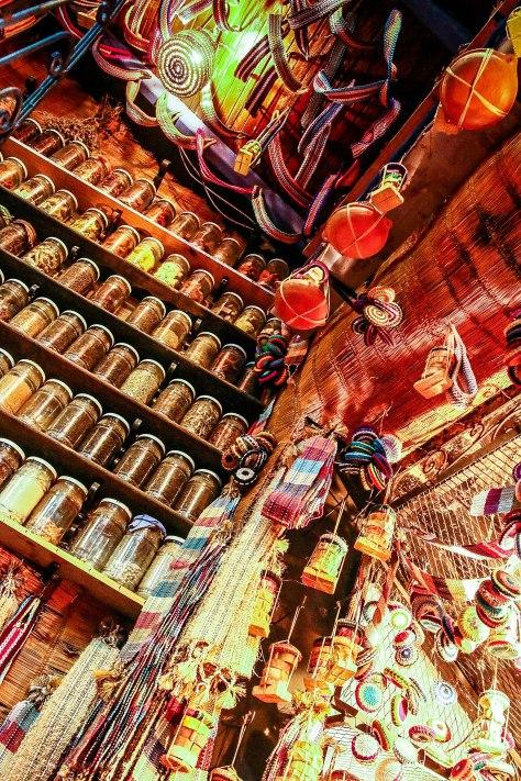 La Botica de la Abuela Aladdin, Chefchaoen
