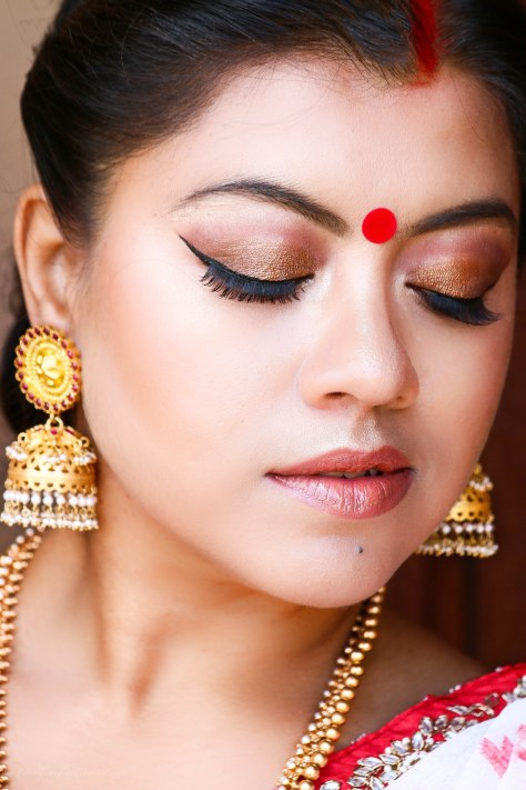 Pohela Boishakh Look: A Tribute to Tagore's Female Characters