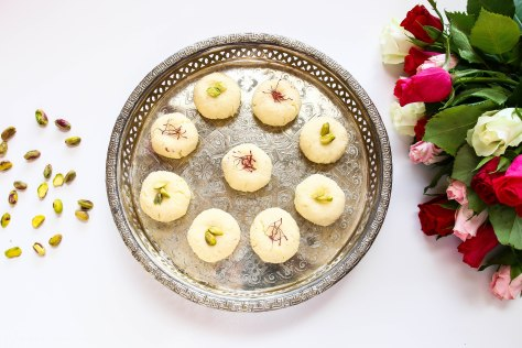 Chhanar Sandesh: Little Bengali Sweet Explosion