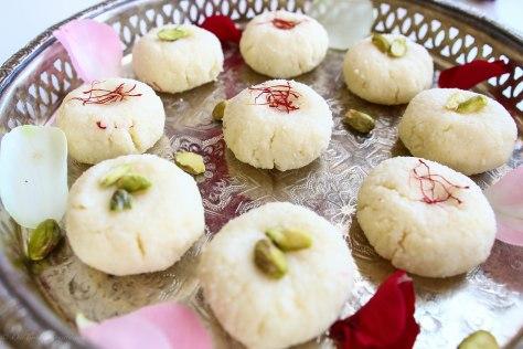 Chhanar Sandesh: Little Bengali Sweet Explosion