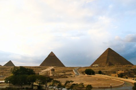 Pinnacle of Pyramids Panache in Egypt