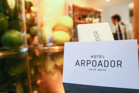 Hotel Arpoador Inn: In or Out, Staying With Waves of Rio