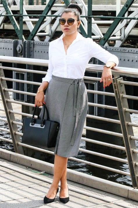 Work Wear Lookbook: Monday To Friday