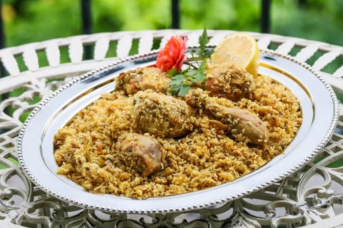 Eid Mubarak: Murg Pulau is Ready!