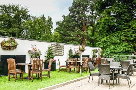 Staycation at Macdonald Berystede Hotel & Spa Ascot