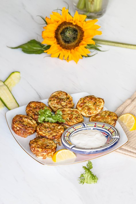 Book Some Kitchen Slots for Courgette Tots!