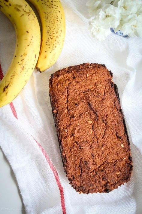 Gluten Free Banana Loaf