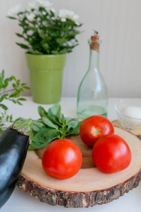 Aubergine Melts: A Vegetarian Main Course